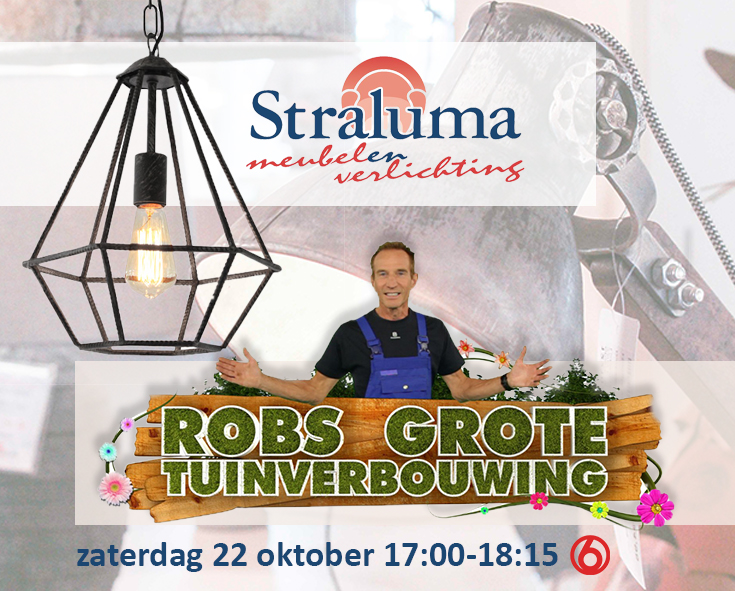 Straluma Verlichting bij Robs Grote Tuinverbouwing | Straluma